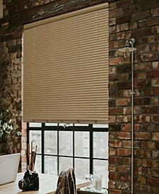 "Cordless 1-in. Duplex Room Darkening Mini Blind, 58.5""x64"""