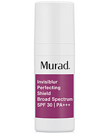 Murad Age Reform Invisiblur Perfecting Shield Broad Spectrum SPF 30 | PA+++, 0.33-oz.