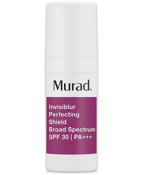Murad Age Reform Invisiblur Perfecting Shield Broad Spectrum SPF 30 | PA+++, 0.33-oz.