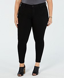 Petite Plus Size Infinite Stretch Skinny Ankle Jeans