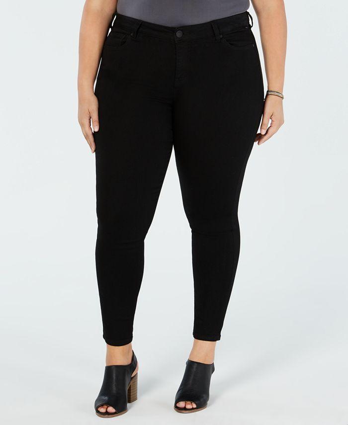 Celebrity Pink - Petite Plus Size Infinite Stretch Skinny Ankle Jeans