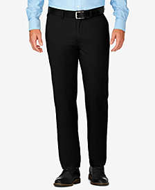 J.M. Haggar Men's Slim-Fit Luxury Comfort Dress Pants