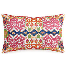 "Jessica Simpson Provincial 12""x18"" Decorative Pillow"