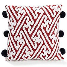 "Jessica Simpson Verbena 16""x16"" Decorative Pillow"