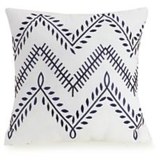 "Jessica Simpson Valdivia 16""x16"" Decorative Pillow"