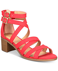 Material Girl Danna Sandals, Created for Macy's