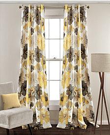 "Leah 108"" x 52"" Room Darkening Window Curtain Set"