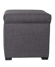 MJL Furniture Designs Tami Upholstered Storage Ottoman