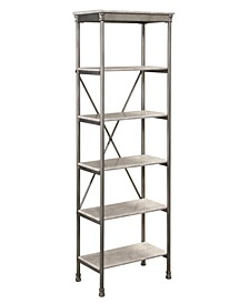 The Orleans Six Tier Shelf