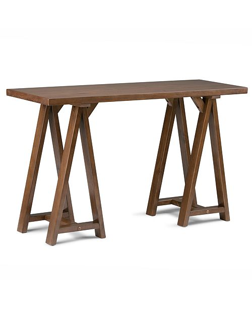 Simpli Home CLOSEOUT! Ramsee Console Table