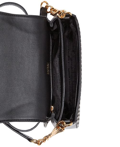 4c9d568645f5 Lauren Ralph Lauren Stonegate Leather Crossbody   Reviews - Handbags ...