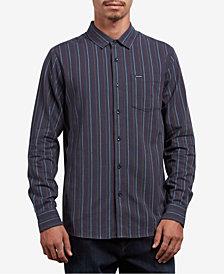 Volcom Men's Toner Stripe Pocket Shirt