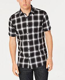 American Rag Men's Wes Plaid Pocket Shirt, Created for Macy's