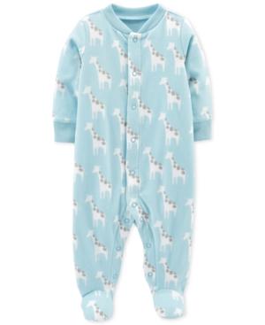 Carter's Baby Boys Giraffe-Print...