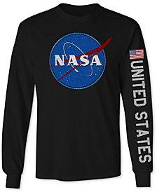 NASA United States Men's Graphic T-Shirt
