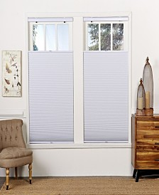 Cordless Blackout Top Down Bottom Up Shade, 57x72