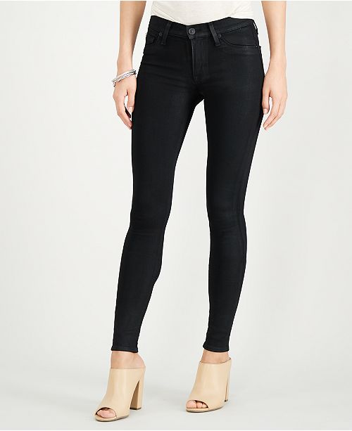526a32a4198 Hudson Jeans Nico Mid Rise Super Skinny Ankle Jean   Reviews - Jeans ...