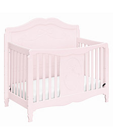 Storkcraft Princess 4 in 1 Convertible Crib