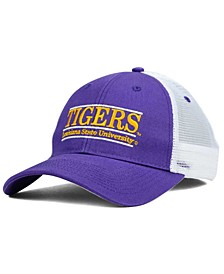 LSU Tigers Mesh Bar Snapback Cap