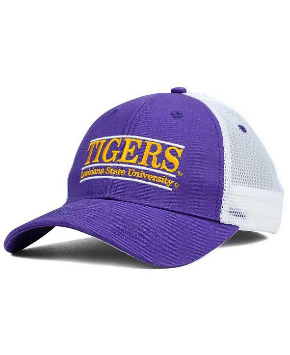 Game LSU Tigers Mesh Bar Snapback Cap
