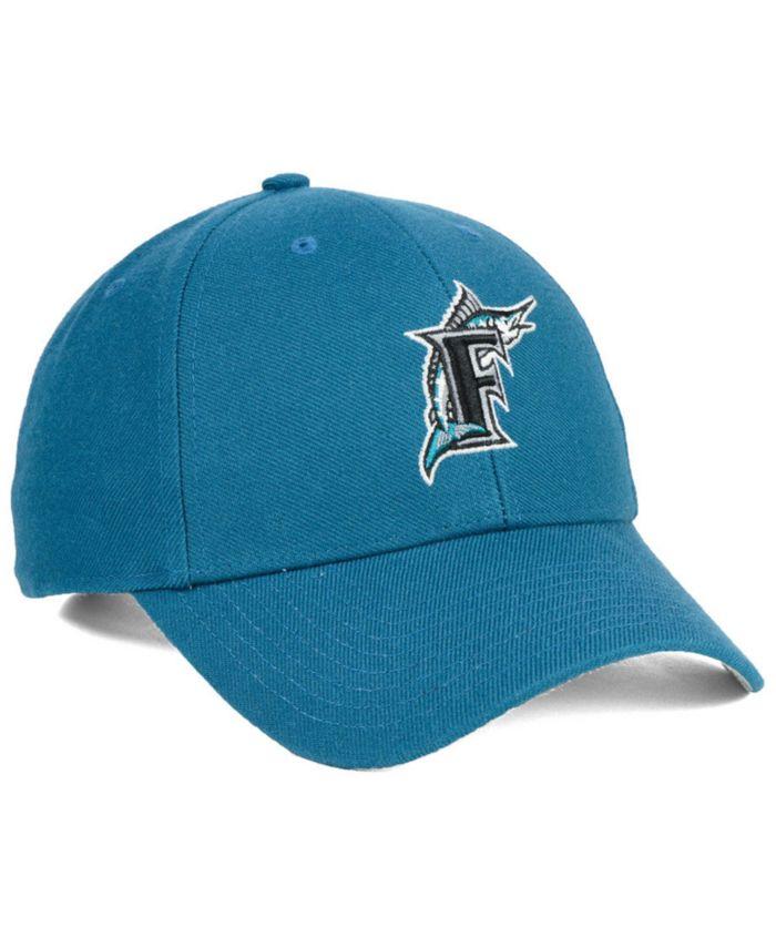 '47 Brand Miami Marlins Coop MVP Strapback Cap & Reviews - Sports Fan Shop By Lids - Men - Macy's