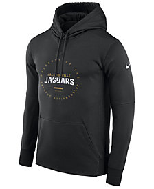 Nike Men's Jacksonville Jaguars Property Of Therma Hoodie