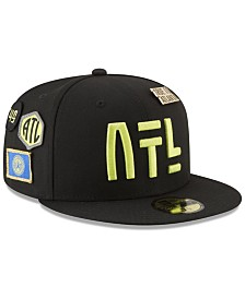New Era Atlanta Hawks City On-Court 59FIFTY FITTED Cap
