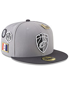 New Era Cleveland Cavaliers City On-Court 59FIFTY FITTED Cap