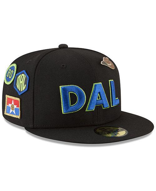 New Era Dallas Mavericks City On-Court 59FIFTY FITTED Cap