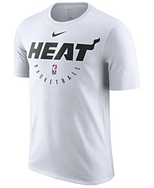 Nike Men's Miami Heat Practice Essential T-Shirt