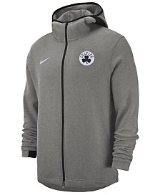 Nike Men's Boston Celtics Dry Showtime Full-Zip Hoodie