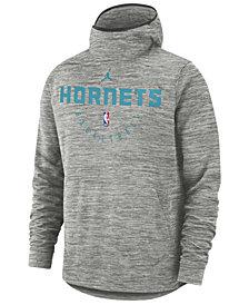 Nike Men's Charlotte Hornets Spotlight Pullover Hoodie