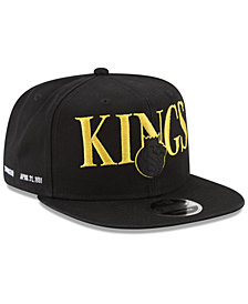 New Era Sacramento Kings 90s Throwback Roadie 9FIFTY Snapback Cap