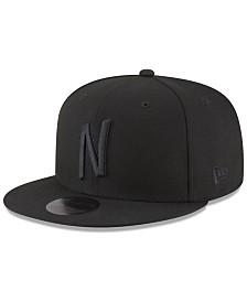 New Era Brooklyn Nets Alpha Triple Black 59FIFTY FITTED Cap