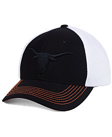 Authentic NCAA Headwear Texas Longhorns Chester Adjustable Snapback Cap