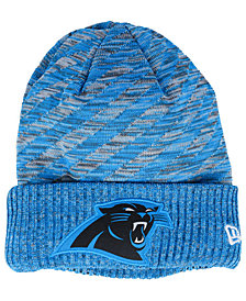 New Era Boys' Carolina Panthers Touchdown Knit Hat