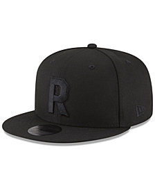 New Era Toronto Raptors Alpha Triple Black 59FIFTY FITTED Cap