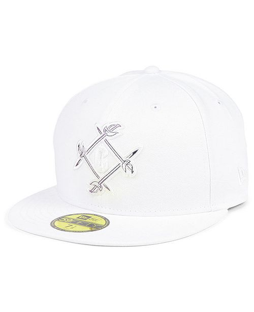 814fcf58eb8 New Era Cleveland Cavaliers Iridescent Combo 59FIFTY FITTED Cap ...