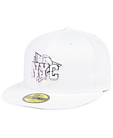 New Era New York Knicks Iridescent Combo 59FIFTY FITTED Cap