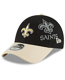 New Era Boys' New Orleans Saints Side Flect 9FORTY Cap