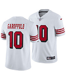 Nike Men's Jimmy Garoppolo San Francisco 49ers Limited Color Rush Jersey
