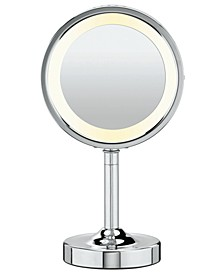 5x Magnified Lighted Makeup Mirror