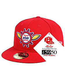 New Era Seattle Pilots Retro Stock 59FIFTY FITTED Cap