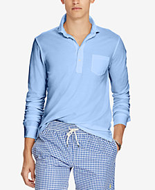 Polo Ralph Lauren Men's Big & Tall Classic Fit Mesh Shirt