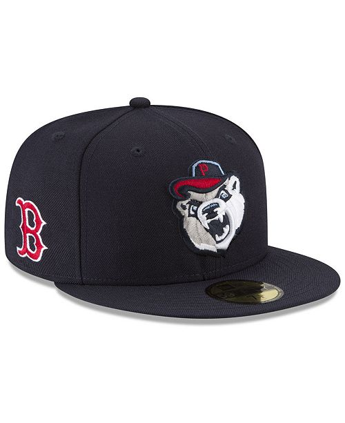 New Era Pawtucket Red Sox MiLB x MLB 59FIFTY FITTED Cap - Sports Fan ... 6d346a48a09