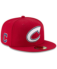 New Era Columbus Clippers MiLB x MLB 59FIFTY FITTED Cap