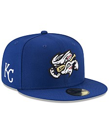 New Era Omaha Storm Chasers MiLB x MLB 59FIFTY FITTED Cap
