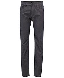 BOSS Men's Regular/Classic-Fit Stretch Denim Jeans