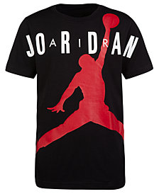Jordan Big Boys Jumpman Graphic T-Shirt
