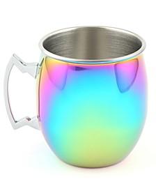 Rainbow Moscow Mule Mug